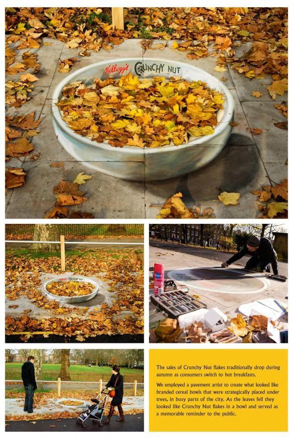 Kellogg's - Seasonal content for autumn