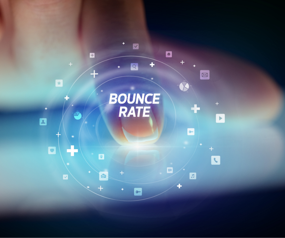 What Is Bounce Rate? - Acrylic Digital